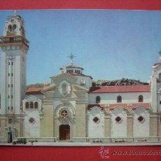 Postales: SANTUARIO DE NTRA. SRA. DE LA CANDELARIA. SANTA CRUZ DE TENERIFE. Lote 29915498