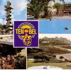Postales: Nº 9534 TENERIFE URBANIZACION TEN BEL ISLAS CANARIAS. Lote 30006210