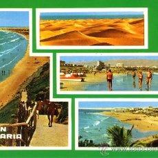 Postales: Nº 9497 GRAN CANARIA PLAYAS DEL SUR. Lote 30016891
