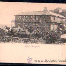 Postales: TARJETA POSTAL DE LAS PALMAS - HOTEL METROPOLE. BAZAR ALEMAN. Lote 30077315