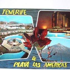 Postales: TENERIFE. EUROAFRICANA. ESCRITA Y CIRCULADA. Lote 30162699