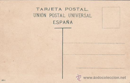 Postales: GRAN CANARIA: SANTA BRIGIDA. BONITA TARJETA POSTAL 3211 UNION POSTAL UNIVERSAL. - Foto 2 - 30183111