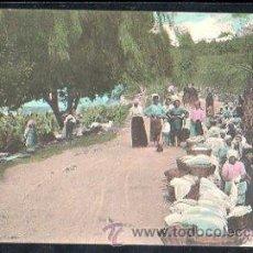 Postales: TARJETA POSTAL DE CANARIAS - WOMEN WASHING. BAZAR ALEMAN. Lote 30796471