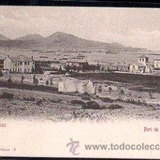 Postales: TARJETA POSTAL DE CANARIAS - POR DE LA LUZ. 3. BAZAR ALEMAN. Lote 30796476