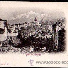 Postales: TARJETA POSTAL DE TENERIFE - PEAK DE TENERIFE. 28. BAZAR ALEMAN. Lote 30798779