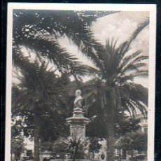 Postales: TARJETA POSTAL FOTOGRAFICA DE TENERIFE - MONUMENTO DE CAIRASCO FRENTE AL HOTEL MADRID. . Lote 30799852