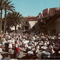 Postales: ISLAS CANARIAS. LAS PALMAS DE GRAN CANARIA. PUEBLO CANARIO.. Lote 30974223