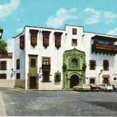 Postales: ISLAS CANARIAS. LAS PALMAS DE GRAN CANARIA. MUSEO PROVINCIAL DE BELLAS ARTES. Lote 30974400