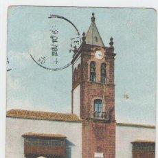 Postales: TENERIFE - LA LAGUNA INSTITUTO DE CANARIAS - UNION POSTAL UNIVERSAL - . Lote 31220012