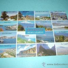 Postales: POSTAL ISLAS CANARIAS. TENERIFE. FOTO. J.R. ANIBARRO. AÑO 1995. Lote 31397486