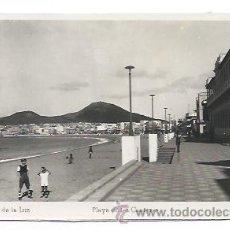 Postales: PUERTO DE LA LUZ. PLAYA DE LAS CANTERAS. (ED. ARRIBAS, Nº 23). Lote 31534630