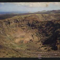 Postales: S-4799- GRAN CANARIA. GENERAL VIEW OF CRATER. Lote 31652793