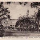 Postales: POSTALES ANTIGUAS. ISLAS CANARIAS. GRAN HOTEL TAORO. PUERTO DE LA CRUZ. SANTA CRUZ DE TENERIFE.. Lote 31682166