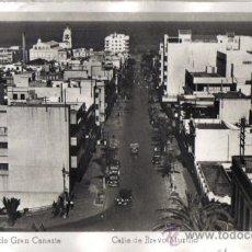 Postales: LAS PALMAS DE GRAN CANARIA, CALLE DE BRAVO MURILLO EDICIONES ARRIBAS . Lote 31691619