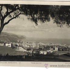 Postales: SANTA CRUZ DE TENERIFE, VISTA PARCIAL, EDICIONES ARRIBAS . Lote 31807437