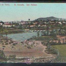 Postales: TARJETA POSTAL DE LAS PALMAS - VISTA GENERAL DE TELDE.. Lote 31858718