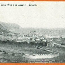 Postales: SUBIDA DE SANTA CRUZ A LA LAGUNA - TENERIFE - Nº 33 HUGH CIRCULADA CON SELLO ALFONSO XIII. Lote 31919782