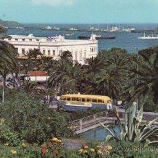 Postales: POSTALES. ISLAS CANARIAS. CIUDAD JARDIN Y PUERTO DE LA LUZ. LAS PALMAS DE GRAN CANARIA. . Lote 31959282