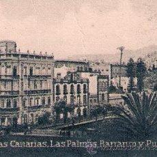 Postales: POSTAL ORIGINAL DECADA DE LOS 30. ISLAS CANARIAS. Nº 1399. VER TAMAÑO Y EXPLICACION.. Lote 32016963
