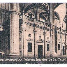 Postales: POSTAL ORIGINAL DECADA DE LOS 30. ISLAS CANARIAS. Nº 1391. VER TAMAÑO Y EXPLICACION.. Lote 32016974