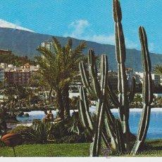 Postales: (95) TENERIFE . PUERTO DE LA CRUZ. TEIDE. Lote 32047155