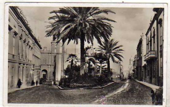 POSTAL ACABADO FOTOGRÁFICA. LAS OROTAVA. TENERIFE. CIRCULADA. (Postales - España - Canarias Antigua (hasta 1939))