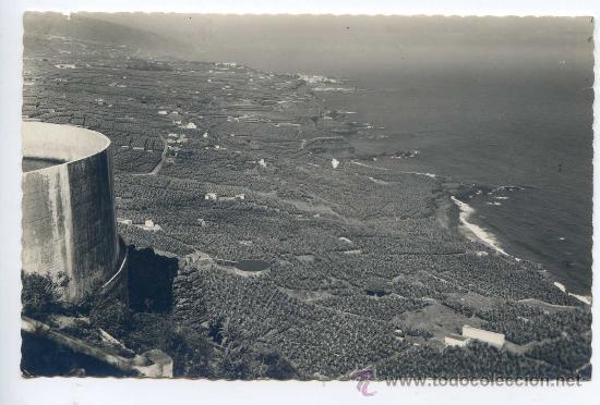 SANTA CRUZ DE TENERIFE. 40. VALLE DE LA OROTAVA. LITORAL. EDICIONES LUJO. (Postales - España - Canarias Antigua (hasta 1939))