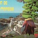 Postales: POSTALES.PLAYA DE SAN MARCOS. ISLAS CANARIAS. SANTA CRUZ DE TENERIFE. RASTRILLO PORTOBELLO. Lote 32382289