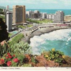 Postcards - POSTALES. PUERTO DE LA CRUZ. ISLAS CANARIAS. SANTA CRUZ DE TENERIFE. RASTRILLO PORTOBELLO - 32385077