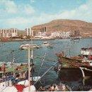 Postales: POSTALES. VISTA DE LOS CRISTIANOS EN SANTA CRUZ DE TENERIFE. RASTRILLO PORTOBELLO. Lote 136345454