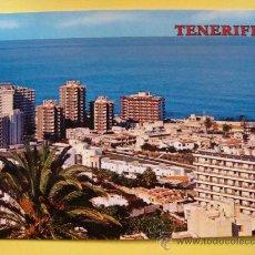 Postales: POSTAL DE TENERIFE, ISLAS CANARIAS. AÑO 1978. PUERTO DE LA CRUZ, VISTA PARCIAL. 38. . Lote 32400883
