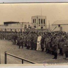 Postales: POSTAL FOTOGRÁFICA. LAS PALMAS. ABRIL 1939. GUERRA CIVIL. MILITARES. SIN CIRCULAR.. Lote 32465719