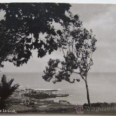 Postales: TENERIFE – PUERTO DE LA CRUZ – FOTO BAENA . Lote 32500889