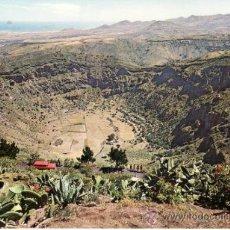 CALDERA DE BANDAMA. GRAN CANARIA. ISLAS CANARIAS. ESPAÑA. RASTRILLO PORTOBELLO