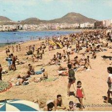 Postales: POSTAL. PLAYA DE LAS CANTERAS. ISLA DE GRAN CANARIA. ISLAS CANARIAS. ESPAÑA. RASTRILLO PORTOBELLO. Lote 32561171