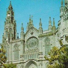 Postales: ARUCAS, LA CATEDRAL, EDITOR: PERLA Nº 2835. Lote 52531103