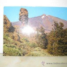 Postales: PICO DEL TEIDE TENERIFE I. CANARIAS. Lote 32855146