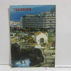 Postales: PUERTO DE LA CRUZ VISTA PARCIAL, TENERIFE (ISLAS CANARIAS) T316. Lote 33025755