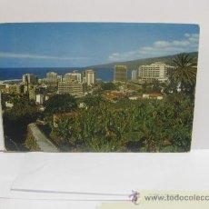 Postales: PUERTO DE LA CRUZ VISTA PARCIAL, TENERIFE (ISLAS CANARIAS) T317. Lote 33025756
