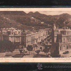 Postales: TARJETA POSTAL DE SANTA CRUZ DE TENERIFE. CALLE 25 DE JULIO.. Lote 33027747