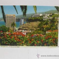 Postales: VISTA PARCIAL PUERTO DE LA CRUZ, TENERIFE (ISLAS CANARIAS) T333. Lote 33036336