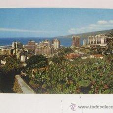 Postales: VISTA PARCIAL PUERTO DE LA CRUZ, TENERIFE (ISLAS CANARIAS) T334. Lote 33036340