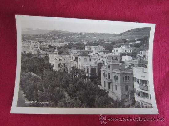 SANTA CRUZ DE TENERIFE -VISTA PARCIAL (Postales - España - Canarias Moderna (desde 1940))