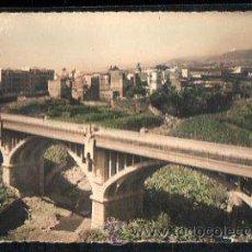 Postales: TARJETA POSTAL DE TENERIFE - PUENTE DE GALCERAN. 10. EDICIONES LUJO. Lote 33217784