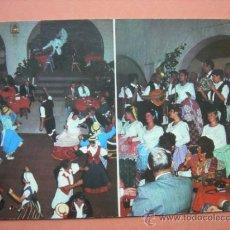 Postales: LAS PALMAS DE GRAN CANARIA. PUEBLO CANARIO. . Lote 33253542
