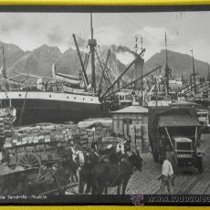 Postales: TENERIFE, SANTA CRUZ DE TENERIFE, CAPITAL DE LAS ISLAS CANARIAS, 40 FOTOGRAFIAS, MIDE 23 X 15,5 CMS,. Lote 33328119