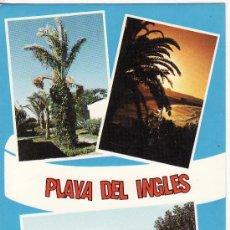 Postales: +-+ PV516 - POSTAL - CANARIAS - PLAYA DEL INGLES. Lote 33448347