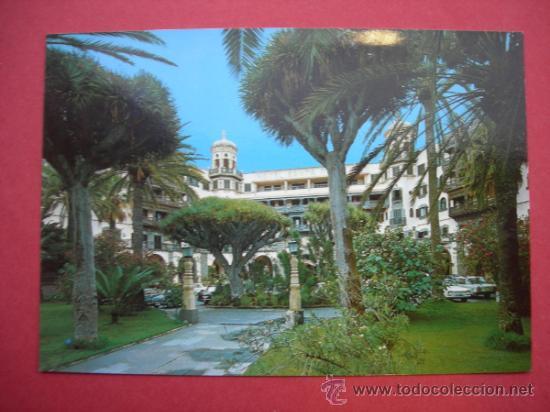 LAS PALMAS DE GRAN CANARIA. HOTEL SANTA CATALINA (Postales - España - Canarias Moderna (desde 1940))