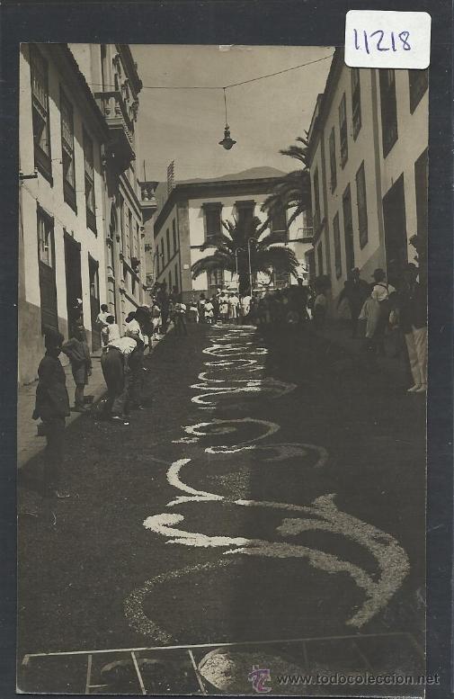 SANTA CRUZ DE TENERIFE - FOTOGRAFICA ADALBERTO BENITEZ - (11.218) (Postales - España - Canarias Antigua (hasta 1939))