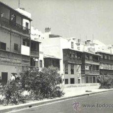 Postales: SANTA CRUZ DE LA PALMA (LA PALMA).- BALCONES TIPICOS. Lote 33801116